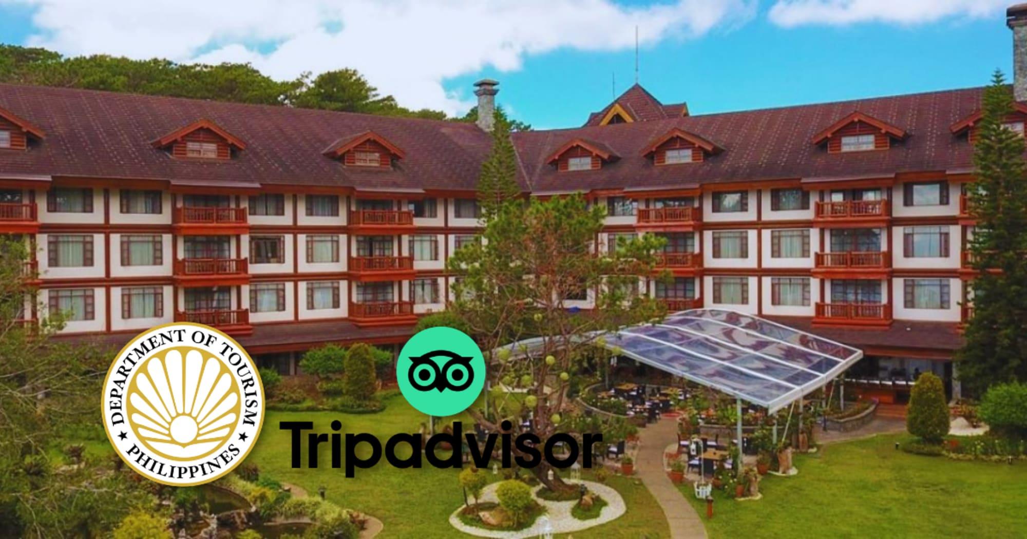 DOT congratulates the local hotels who bagged the 2021 Tripadvisor Awards