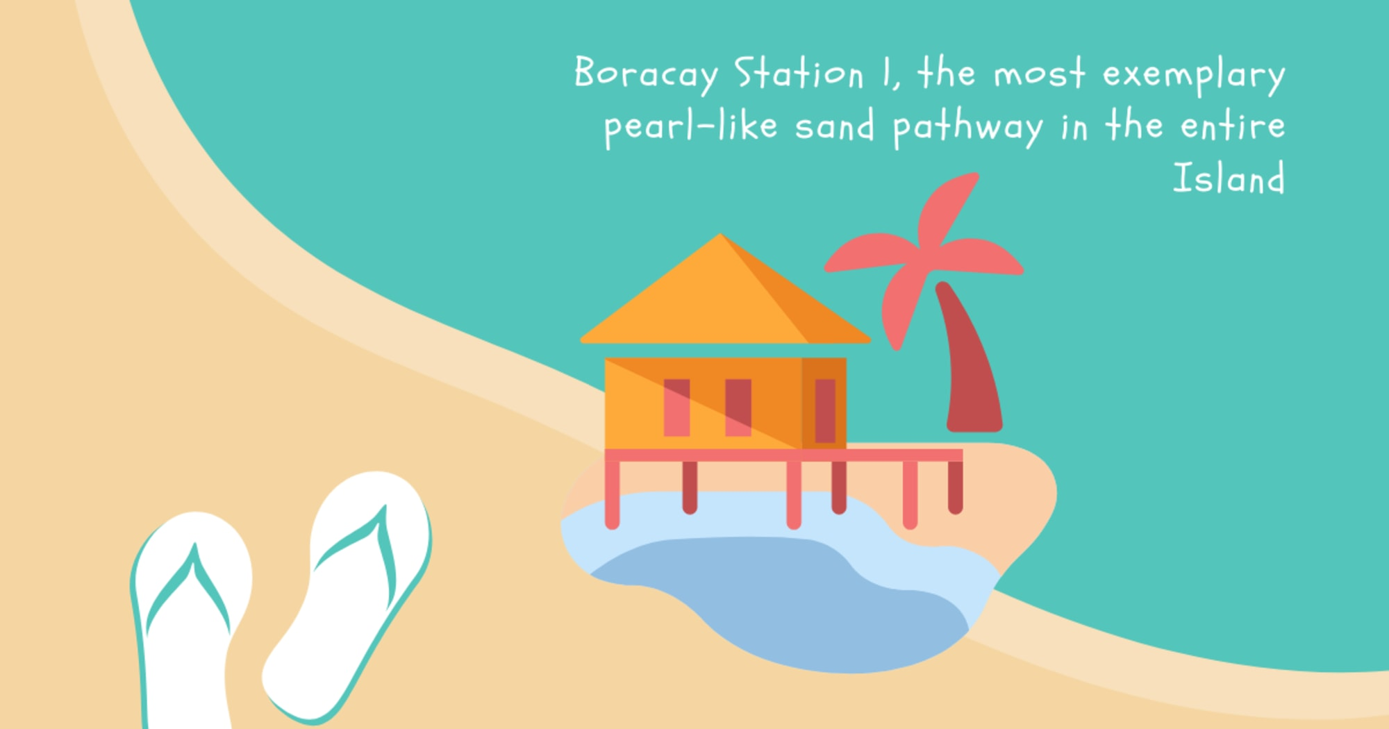 Beachfront View Accommodations in Boracay, Station 1 with Jaw-dropping Promos!