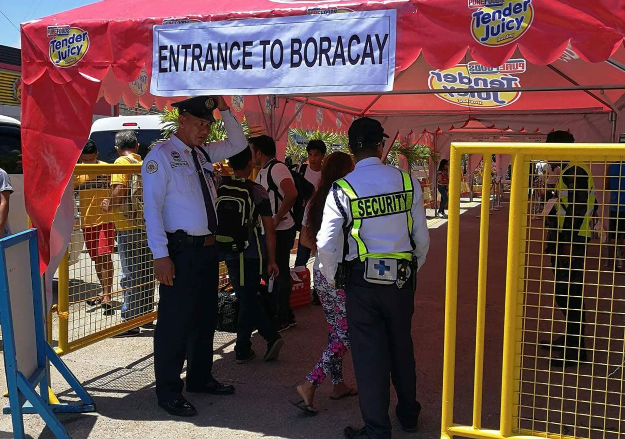 One entry, one exit point in Boracay starting April 26