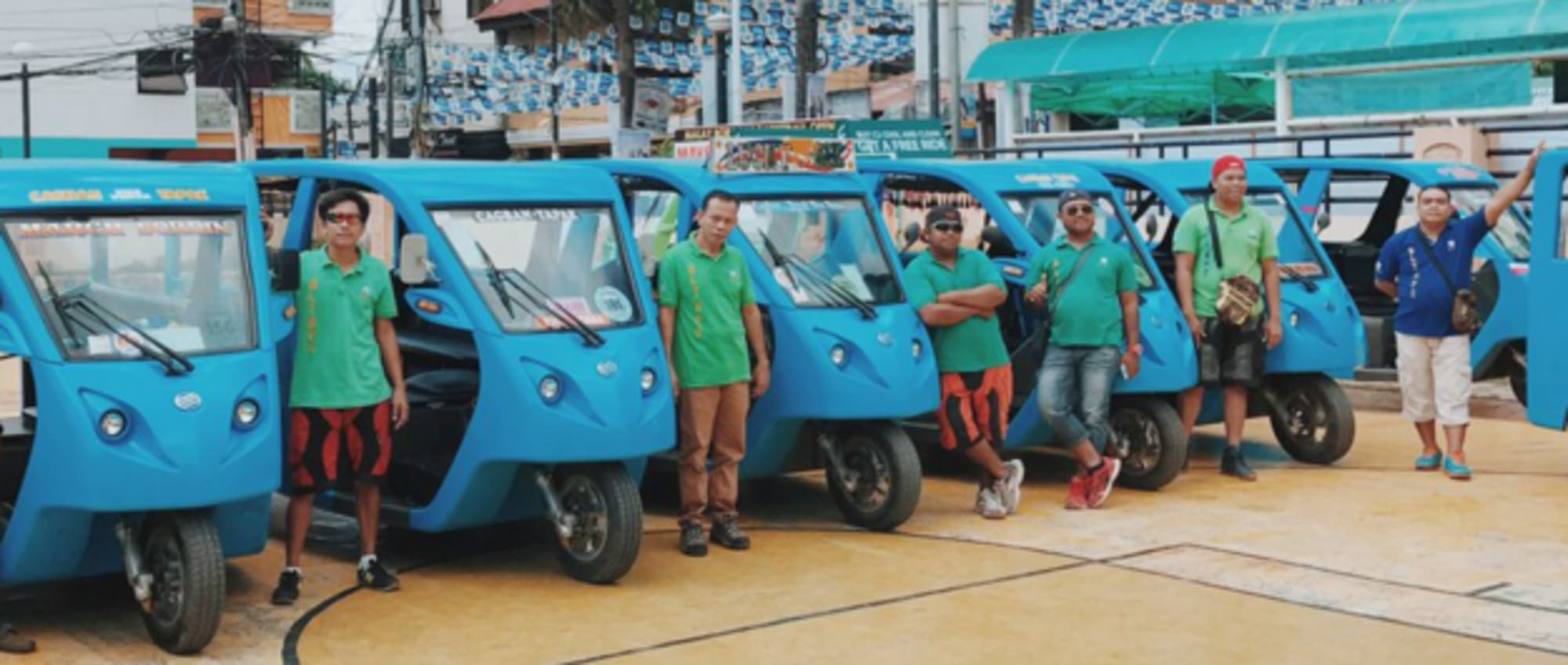 Boracay e-trike supplier urged to get proper accreditation