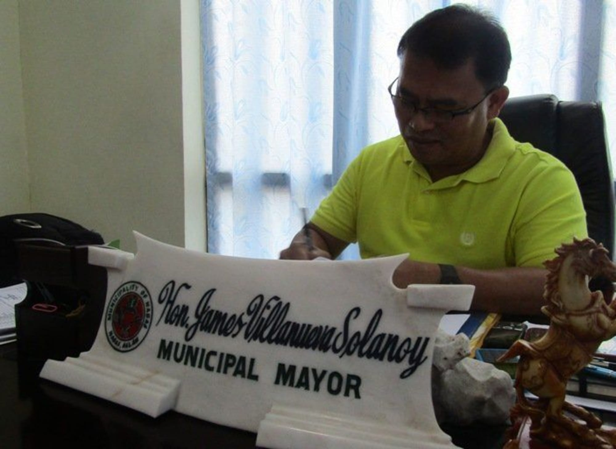 Aklan town opens 1st diagnostic center from San Miguel