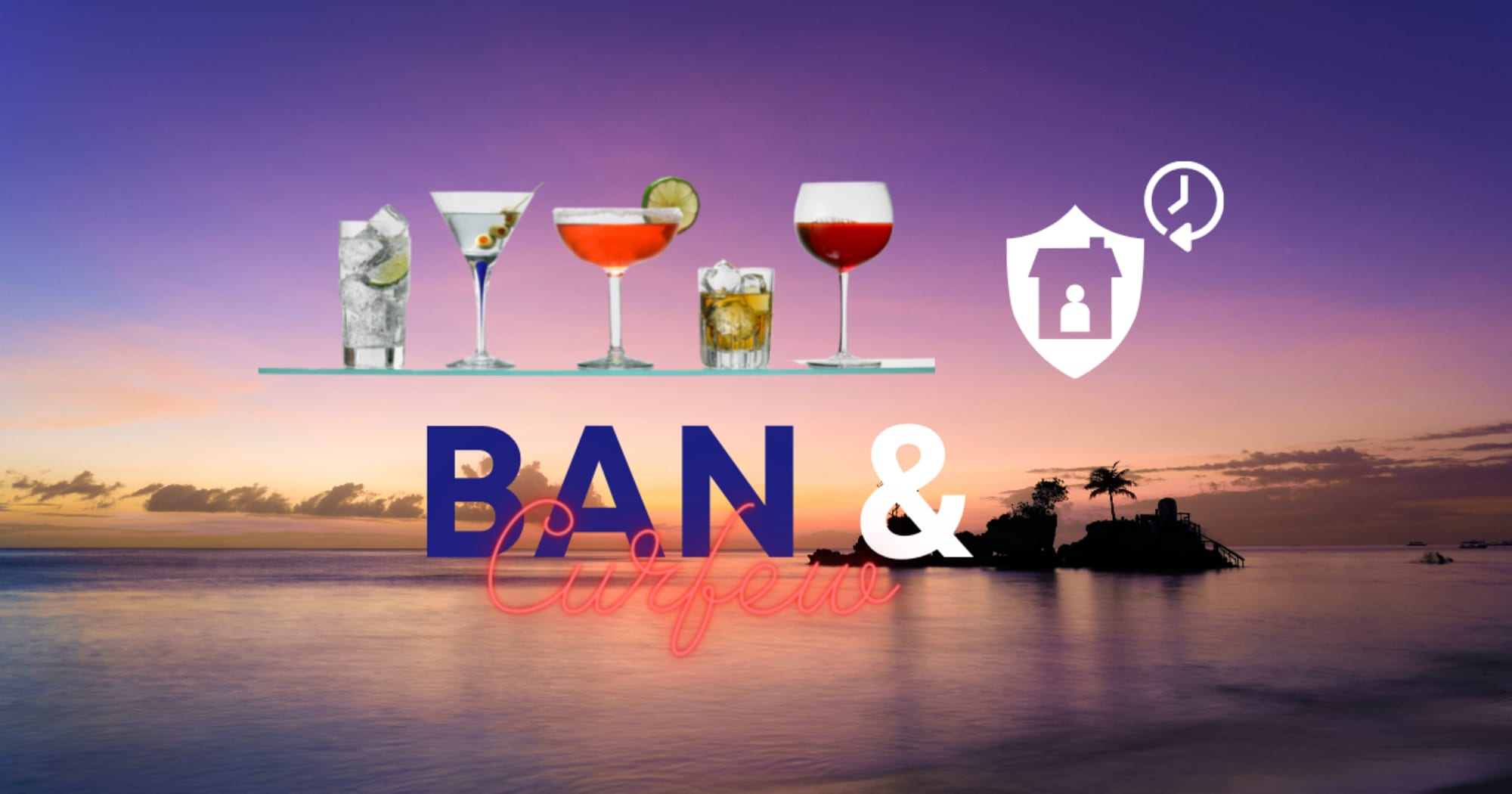 PCCI Boracay appealed to remove liquor ban and shorten the curfew hours in the Island