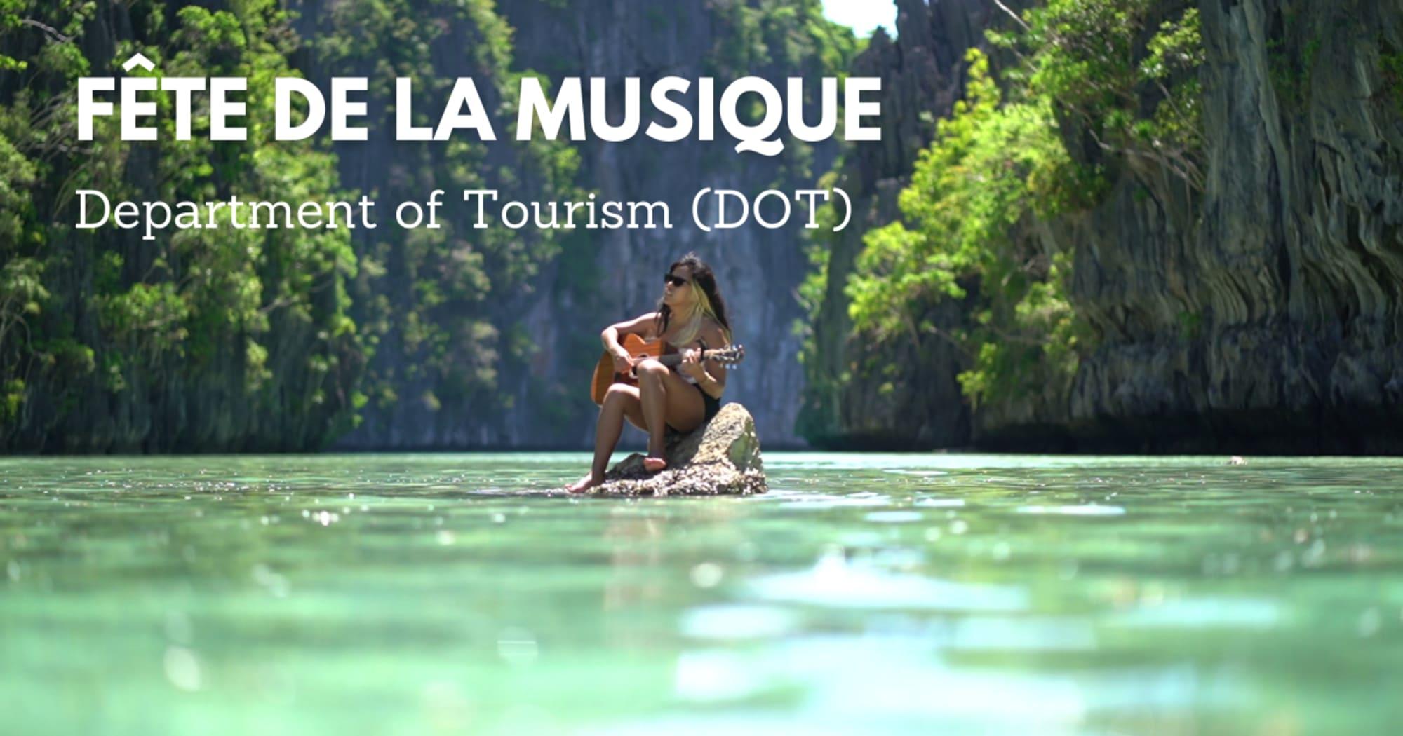 DOT invites everyone to join the Fête de la Musique 2021!
