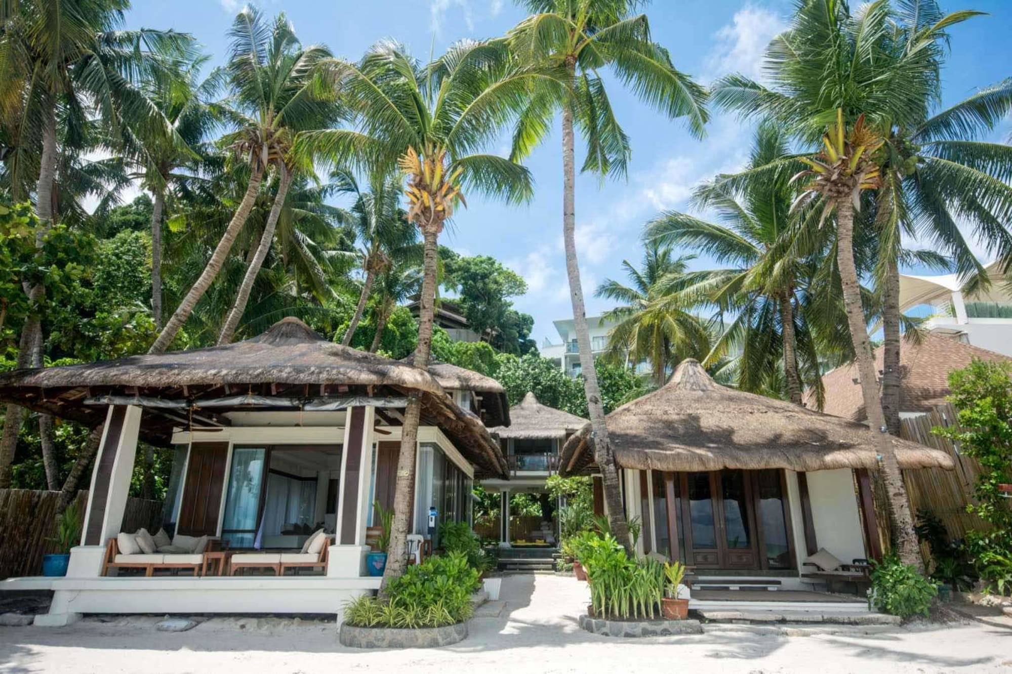 Style influencer Heart new beachfront resort in Boracay Island
