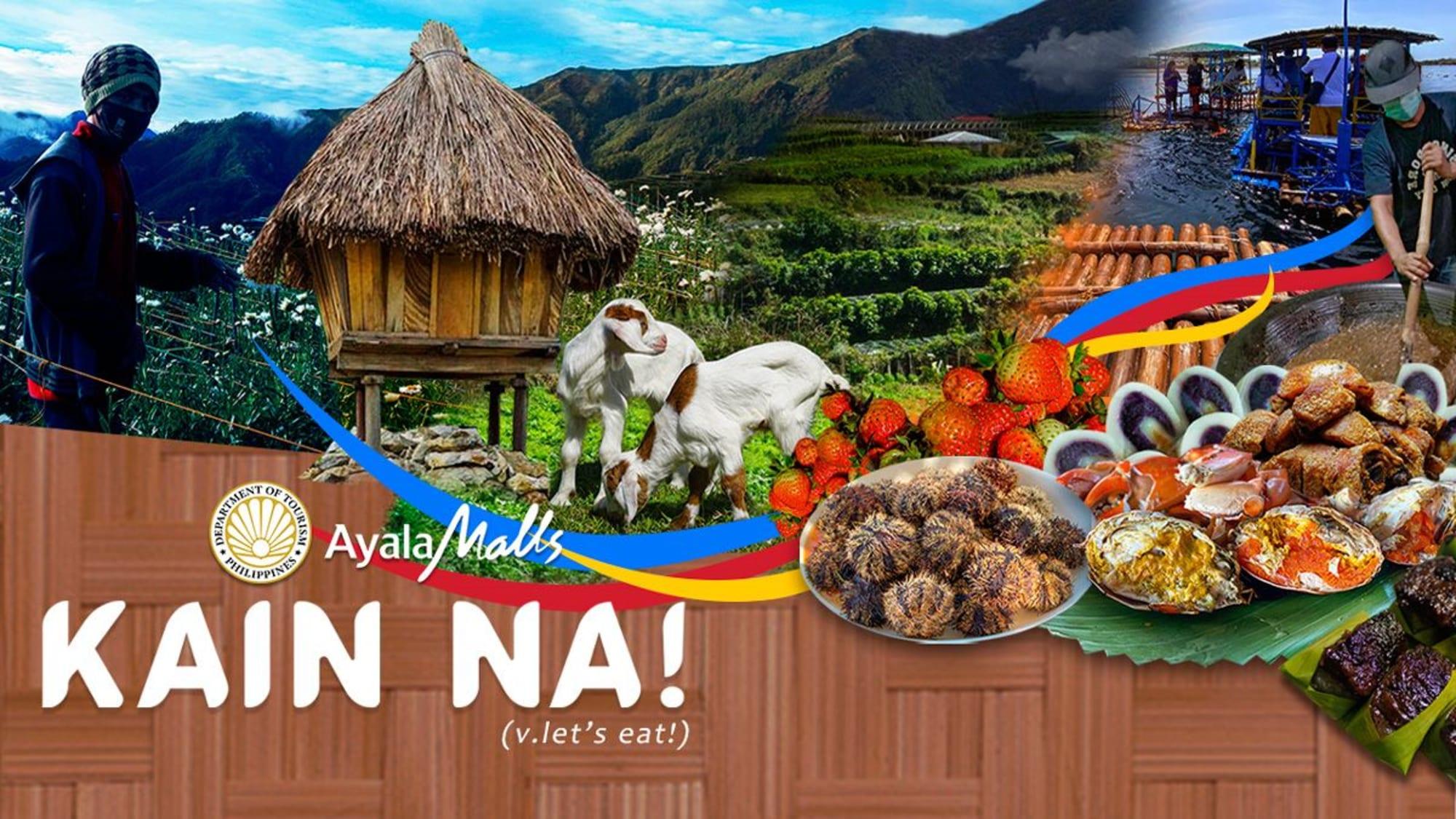 Local food tourism KAIN NA!