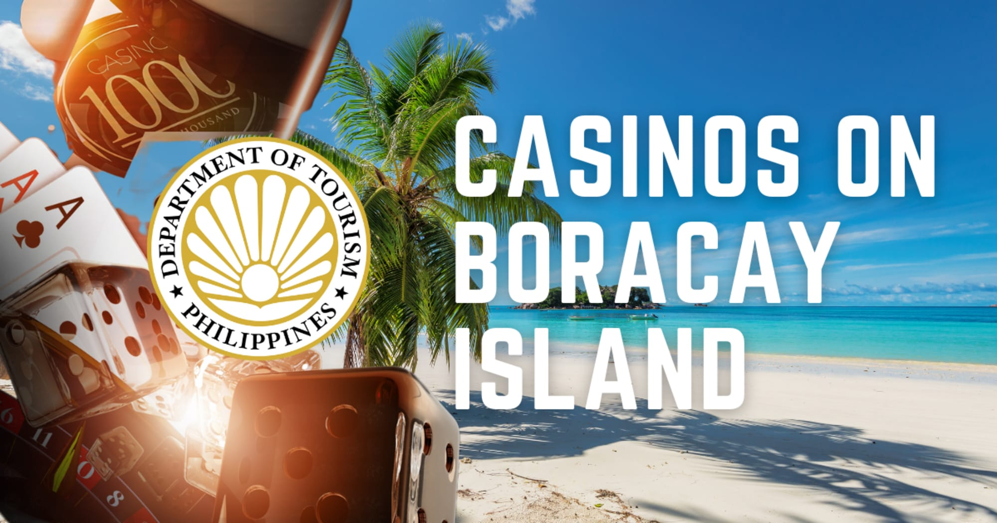 DOT will support the President's decision regarding the casinos on Boracay Island - Puyat