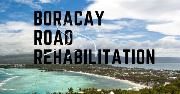 [Updated] Dilapidated Road Construction in Boracay
