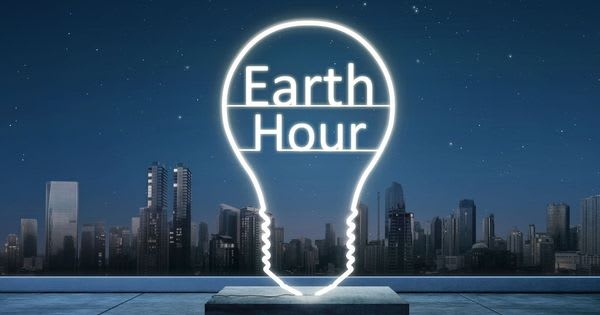 Filipinos are encouraged to join the Global Earth Hour Movement Today March 27