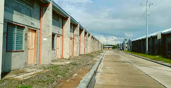 100+ survivors of Super Typhoon Yolanda (International name: Haiyan) will finally have their housing units