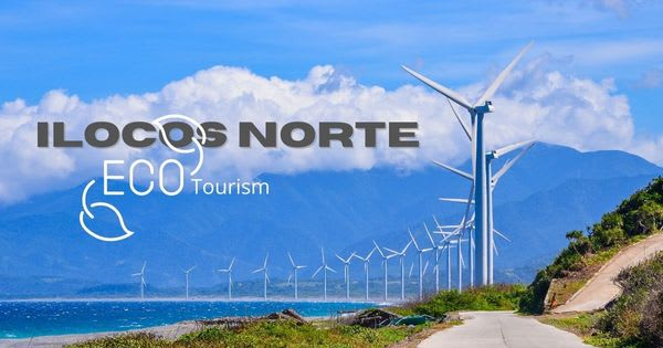 Eco-tourisms in Ilocos Norte is temporarily limited to residents only