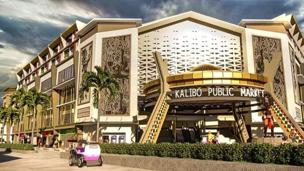 The New Kalibo, Aklan Public Market Grand Design