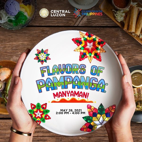 """DOT invites everyone to join the Central Luzon Showcase """"Flavors of Pampanga"""""""