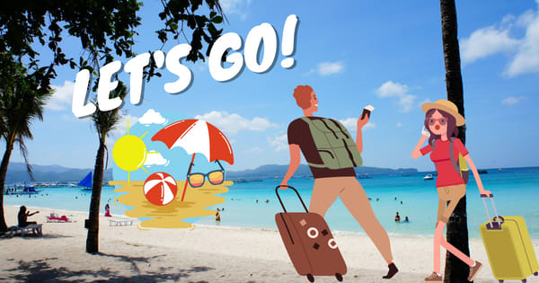 """Boracay Stations 2 and 3 Beachfront Accommodation Promos that'll make you say, """"Let's Go!"""""""