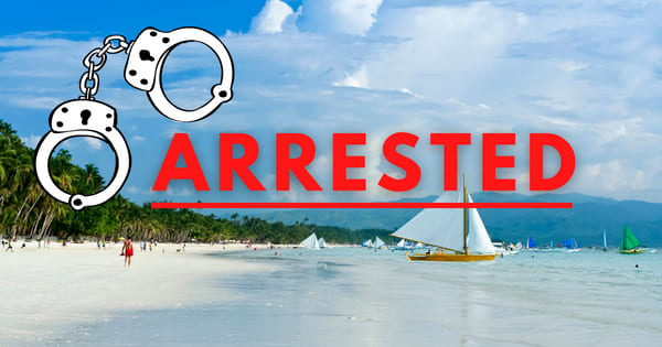 7 tourists caught in Boracay with Fake RT-PCR Test Result