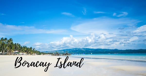 Tourists from the NCR may continue to visit the Island of Boracay