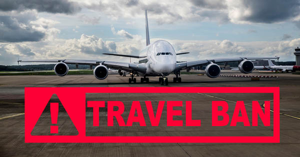 Travel ban extended to seven countries from June 1 till June 15