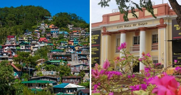 Baguio and Davao City now allow fully vaccinated travelers wtihout RT-PCR test results