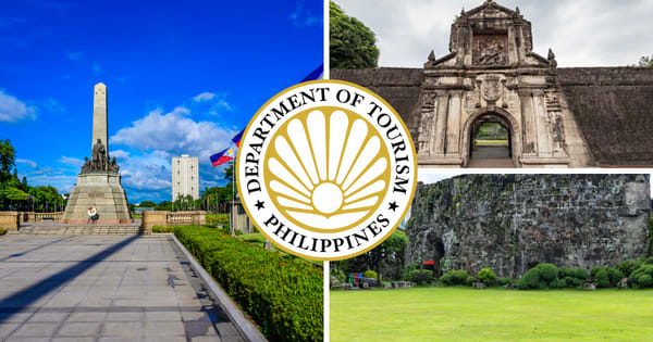 Rizal Park and three sites in Intramuros will re-open starting today Sept. 16 - DOT
