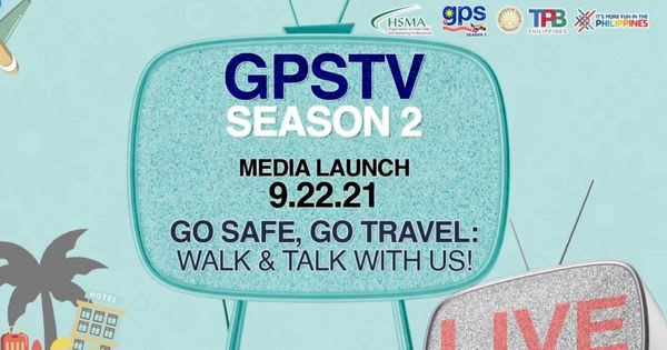 PH Hotel Association launched GPSTV Season Two; an online travel show