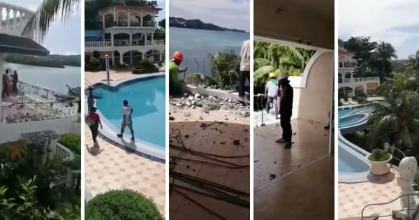 BIATF demolished a non-compliant resort in Boracay