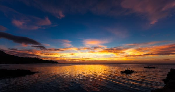"""Camiguin, the """"Island born of Fire"""" will reopen to tourists starting October 25 - DOT"""