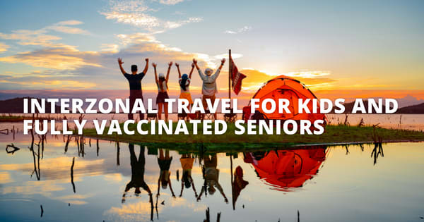 Kids, fully-vaccinated seniors, individuals with comorbidities and pregnant women are now permitted to travel leisurely to areas under GCQ and MGCQ - DOT