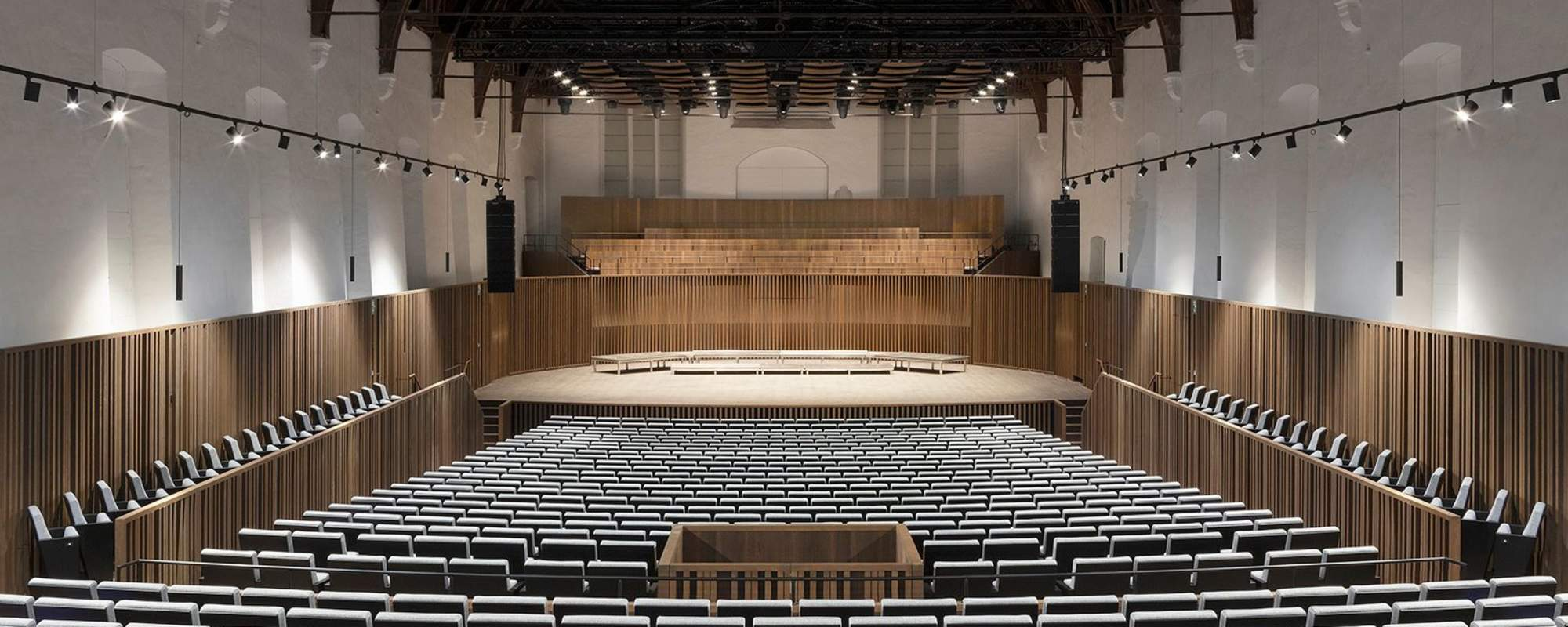 Bijloke Concert Hall DRDH