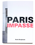 Photobook (dummy) Paris Impasse by © Karin Borghouts