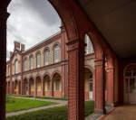 Museum Dr. Guislain, Ghent Belgium © Karin Borghouts