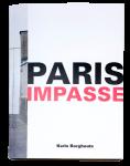 Photobook (dummy) Paris Impasse by © Karin Borghouts