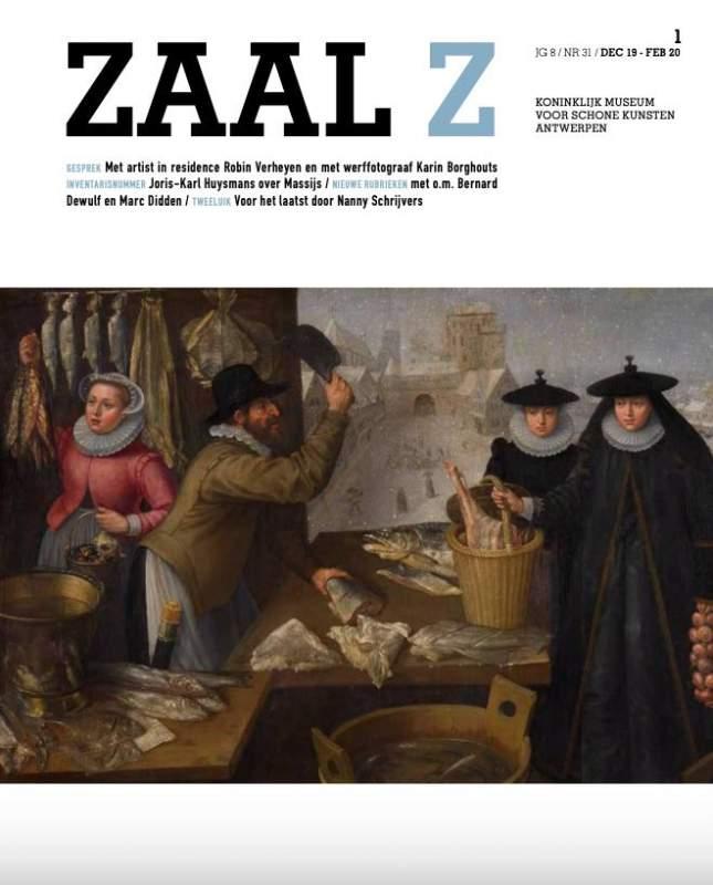 Zaal Z 2019 cover