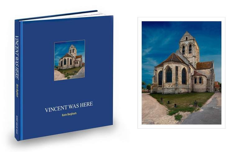 8 Book Church Auvers