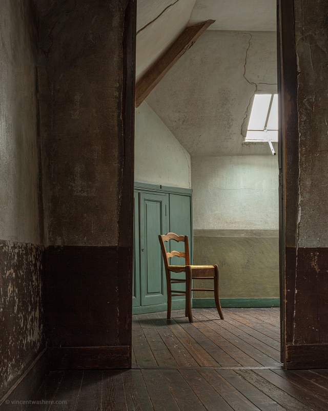 Vincentwashere Auberge Ravoux Room