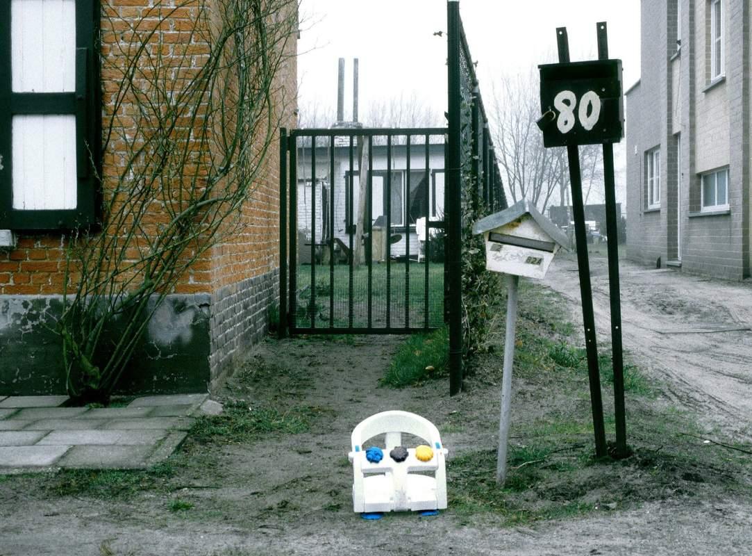 Aandedeurgezet14 K Borghouts