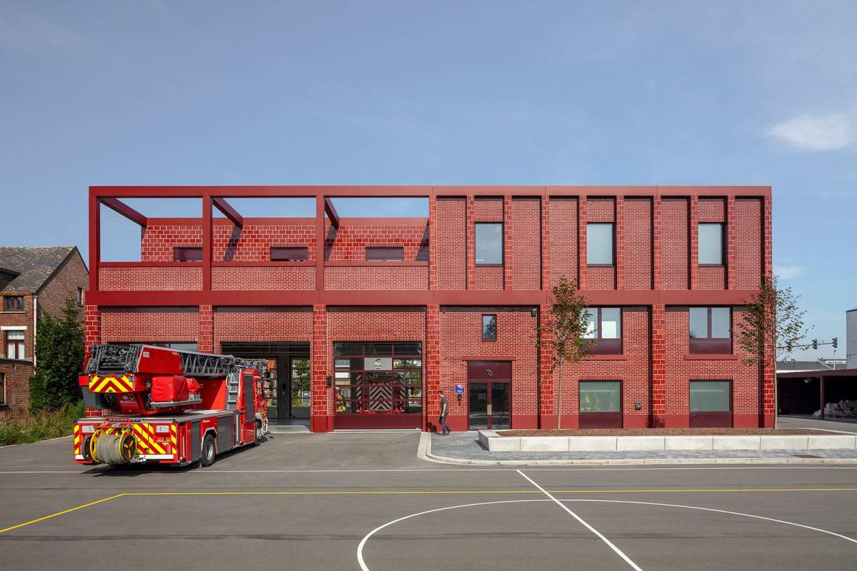 Brandweerkazerne 9472