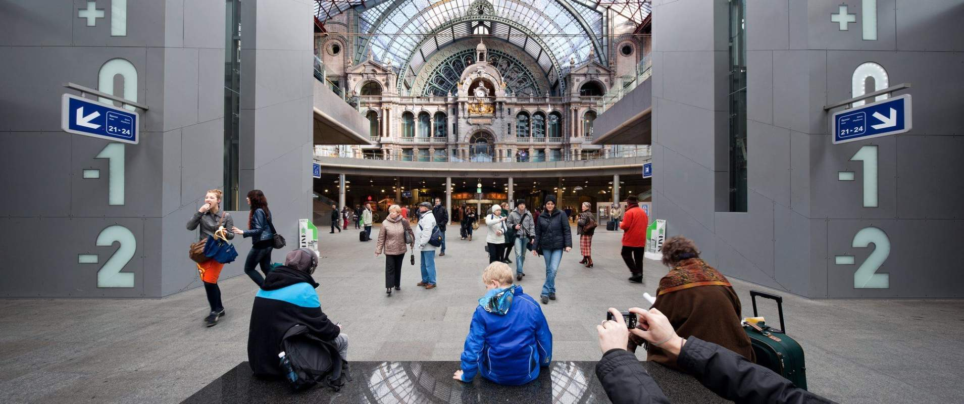 Centraal Station K Borghouts 20150602121202