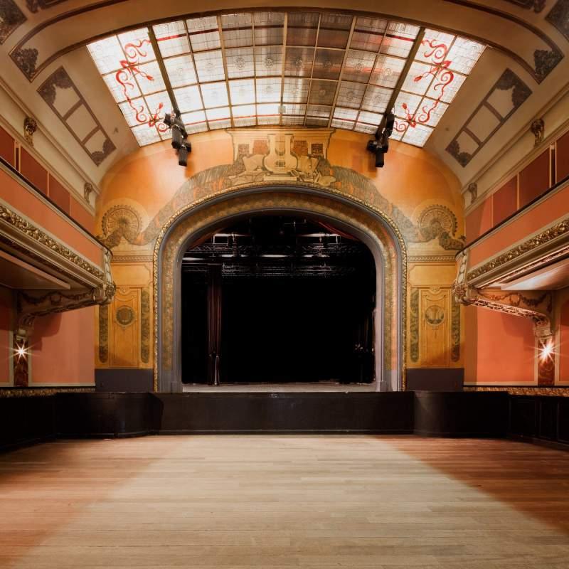 Concertzaal Vooruit Karin Borghouts