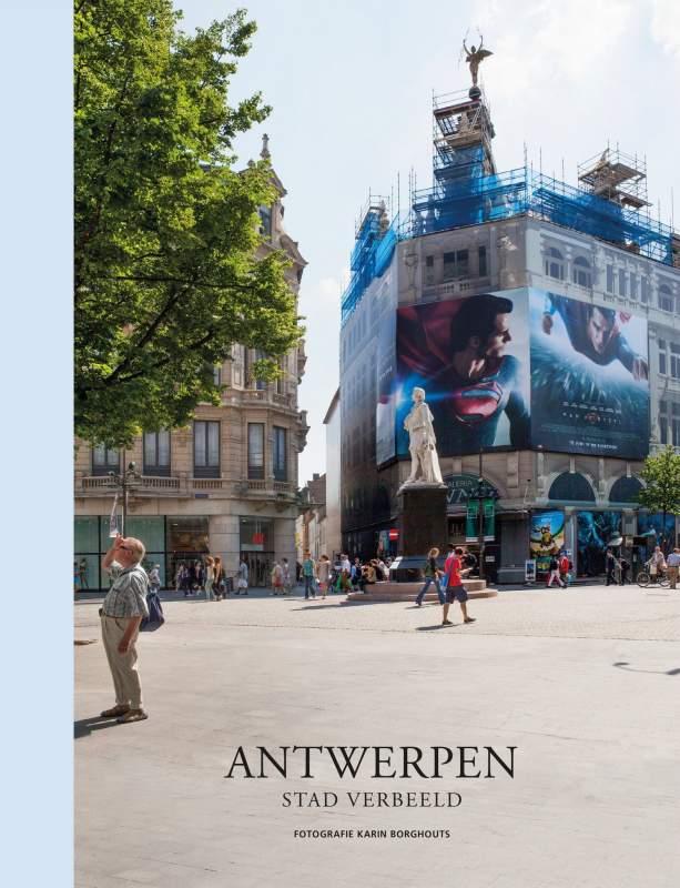 Cover Antwerpen Stad Verbeeld