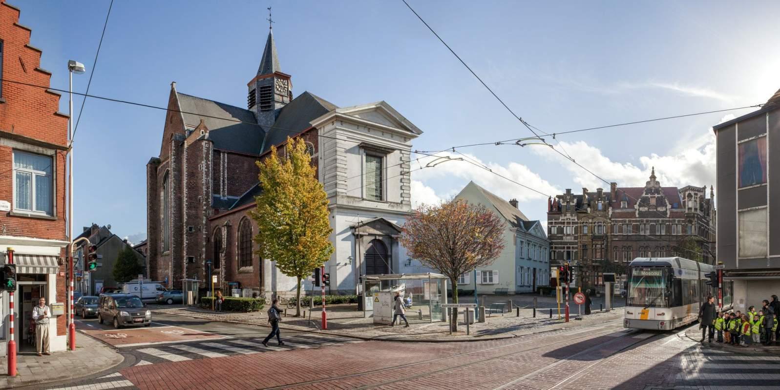 H Kerst Sleepstraat K Borghouts