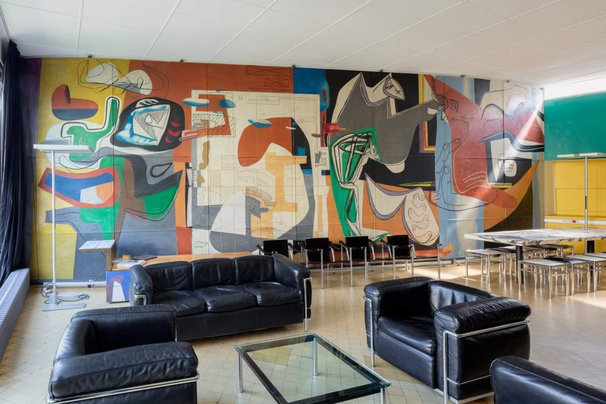 Le Corbusier Cite Universitaire 4000 1 2 3