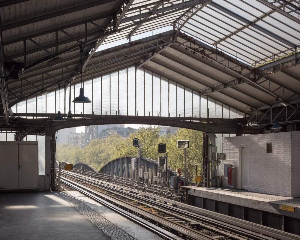 Metrostation Glaciere 4006 07
