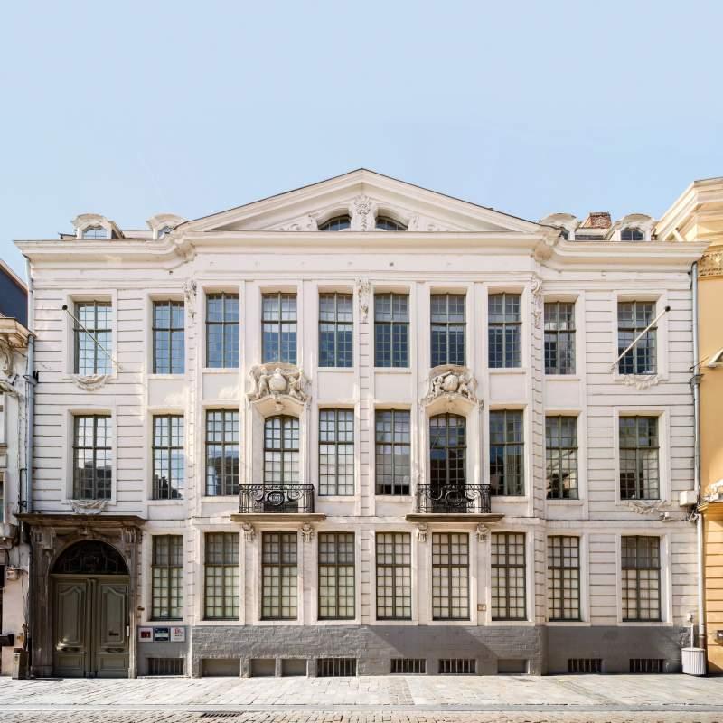 Museum Arnold Vander Haeghen 6333 37