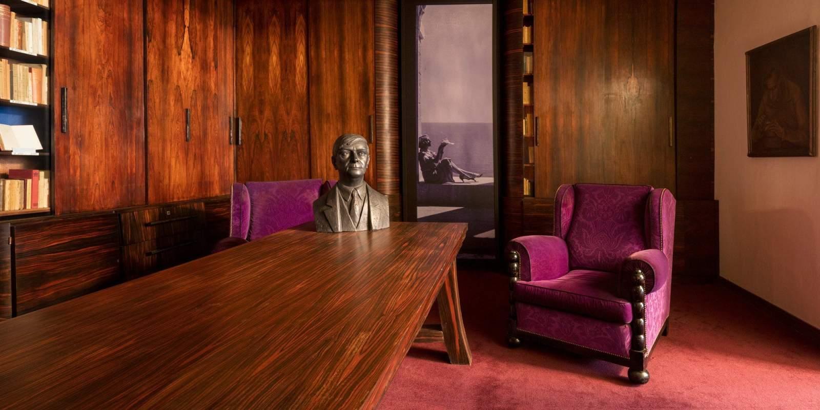 Museum Arnold Vander Haeghen 6806 07