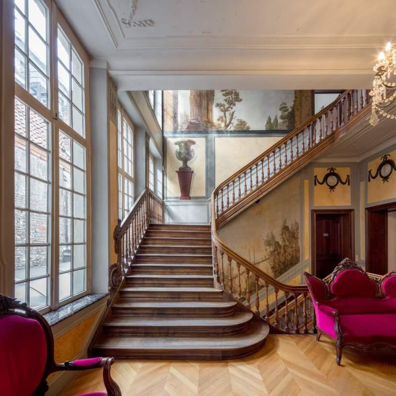 Museum Arnold Vander Haeghen 6858 61