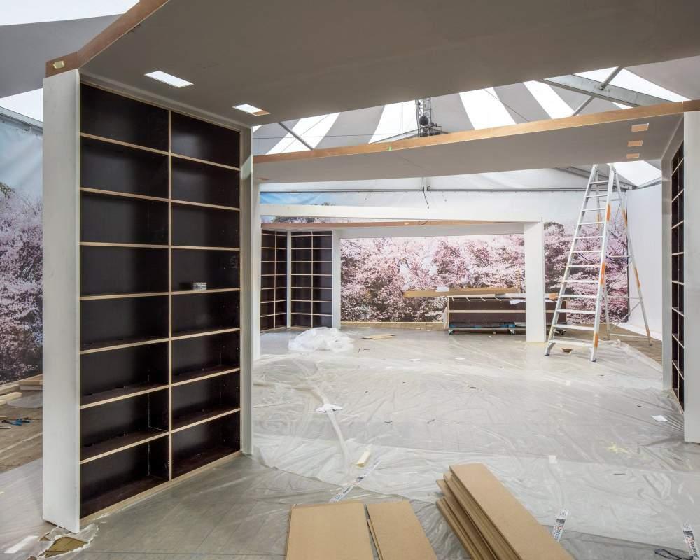 Opbouw Floralien K Borghouts