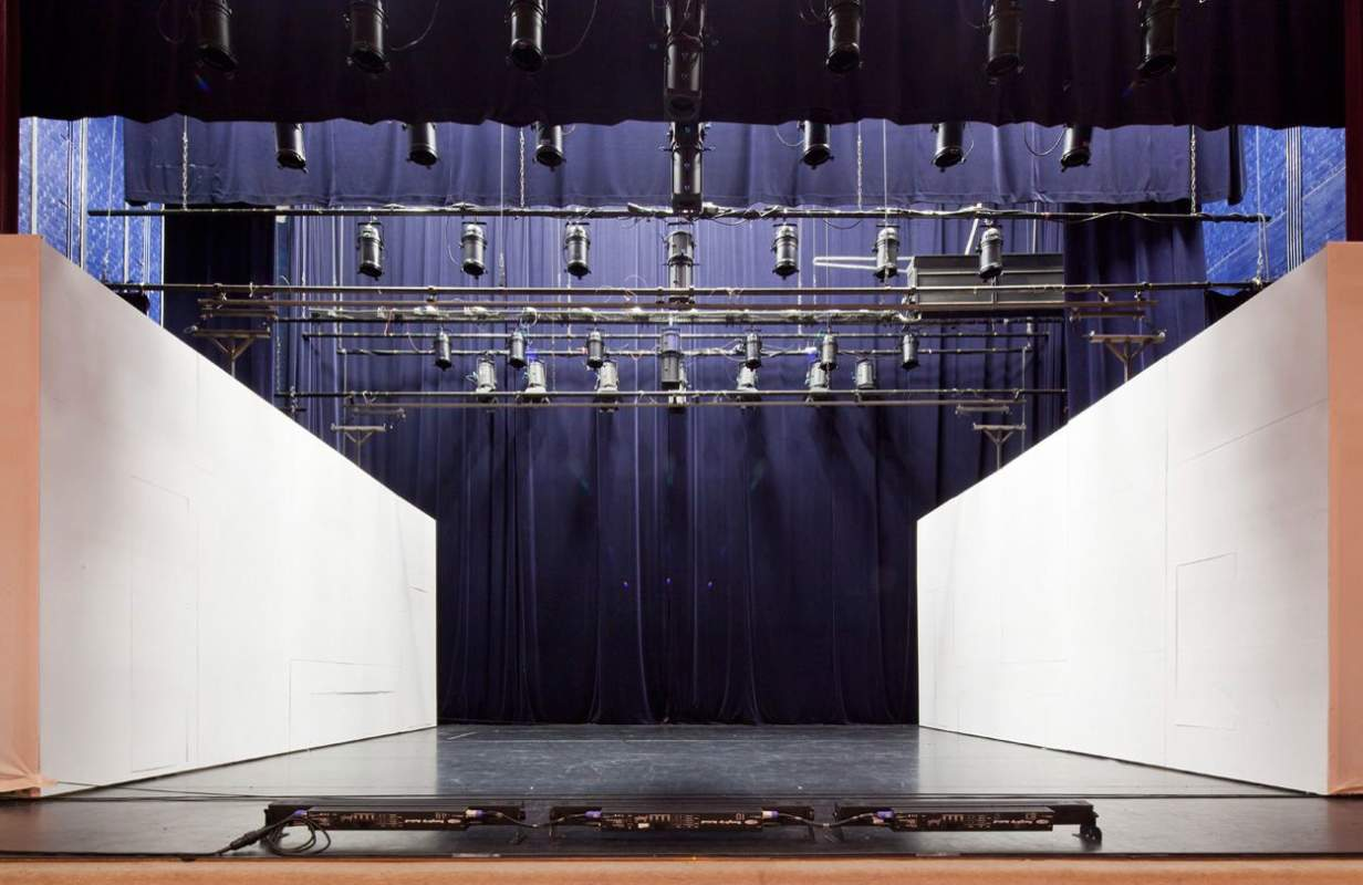 Theaterzaal Karin Borghouts