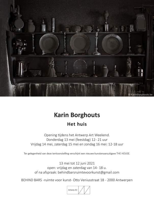 Uitnodiging Het Huis Karin Borghouts