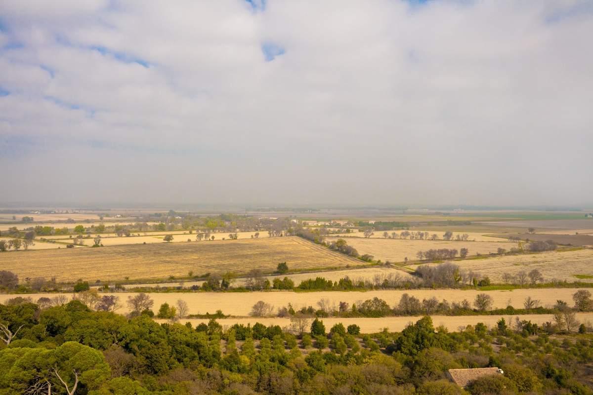Vincentwashere Auvers sur Oise landscape