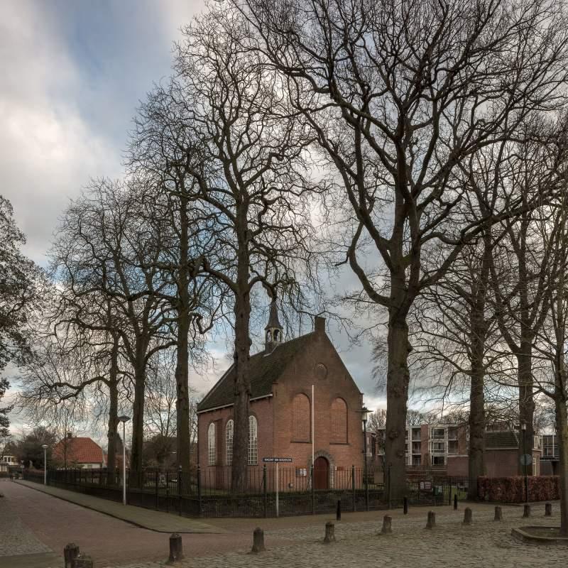 Vincentwashere Zundert Church