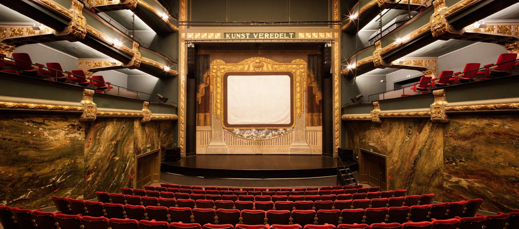Vooruit Theaterzaalpano Karin Borghouts